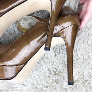 Guess by Marciano Shoes - •GUESS MARCIANO• Patent Mary Jane Stiletto Heels